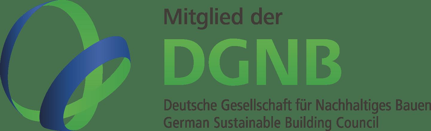 Hübner Architeken Nürnberg ist Fördermitglied der DGNB