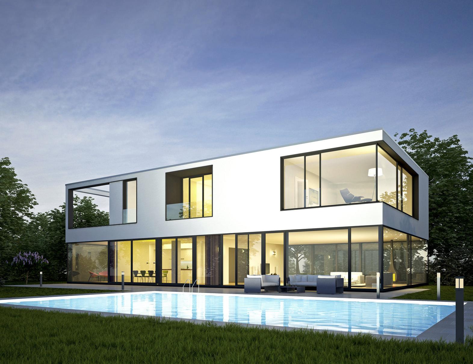 Highlight Architektur - Hochwertige Einfamilienhäuser