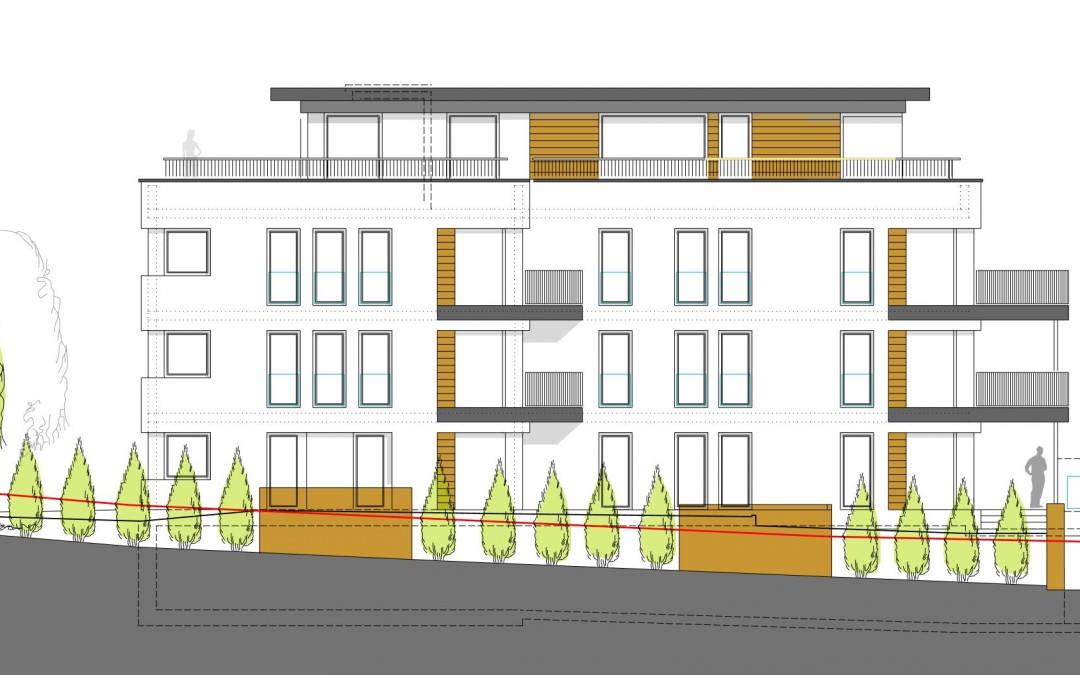 Eingabeplanung Neubau Mehrfamilienhaus Schwarzenbruck