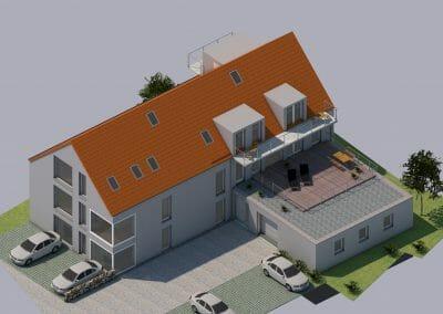 Wohn- und Bürogebäude Krauß