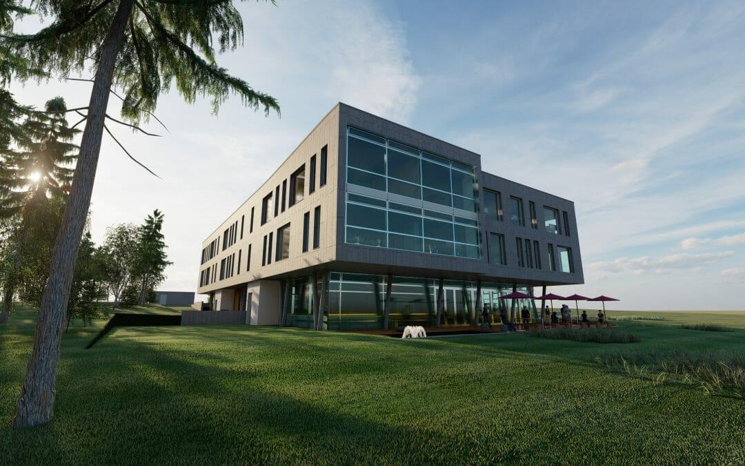 Seal Systems AG – Bürogebäude